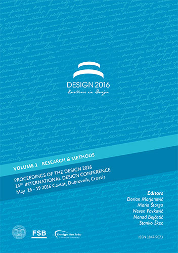 DESIGNE 2016 Conference proceedings